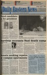 Daily Eastern News: April 01, 1994