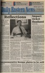 Daily Eastern News: April 04, 1994