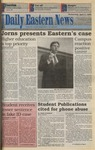 Daily Eastern News: April 06, 1994 by Eastern Illinois University