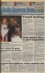 Daily Eastern News: April 08, 1994 by Eastern Illinois University