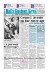 Daily Eastern News: April 11, 1994 by Eastern Illinois University