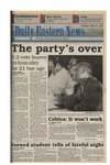 Daily Eastern News: April 12, 1994 by Eastern Illinois University