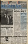 Daily Eastern News: April 15, 1994 by Eastern Illinois University