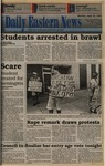 Daily Eastern News: April 18, 1994 by Eastern Illinois University