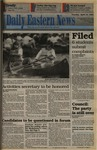 Daily Eastern News: April 19, 1994 by Eastern Illinois University