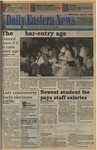 Daily Eastern News: April 20, 1994 by Eastern Illinois University