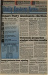 Daily Eastern News: April 21, 1994 by Eastern Illinois University