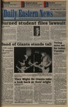 Daily Eastern News: April 25, 1994 by Eastern Illinois University