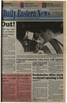 Daily Eastern News: May 03, 1994 by Eastern Illinois University