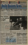 Daily Eastern News: May 04, 1994 by Eastern Illinois University