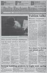 Daily Eastern News: November 04, 1994 by Eastern Illinois University