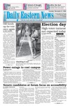 Daily Eastern News: November 08, 1994 by Eastern Illinois University