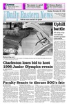 Daily Eastern News: November 28, 1994