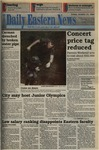 Daily Eastern News: October 14, 1994 by Eastern Illinois University