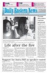 Daily Eastern News: October 21, 1994