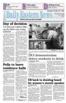 Daily Eastern News: October 27, 1994