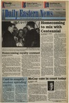 Daily Eastern News: October 04, 1994 by Eastern Illinois University