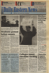 Daily Eastern News: October 06, 1994 by Eastern Illinois University