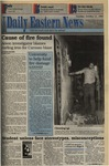 Daily Eastern News: October 11, 1994 by Eastern Illinois University