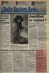 Daily Eastern News: October 12, 1994