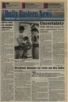 Daily Eastern News: October 18, 1994 by Eastern Illinois University