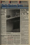 Daily Eastern News: October 19, 1994 by Eastern Illinois University