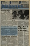 Daily Eastern News: October 20, 1994 by Eastern Illinois University