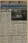 Daily Eastern News: October 25, 1994