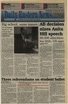 Daily Eastern News: October 26, 1994 by Eastern Illinois University