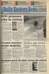 Daily Eastern News: September 01, 1994 by Eastern Illinois University