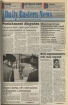 Daily Eastern News: September 08, 1994