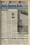 Daily Eastern News: September 13, 1994 by Eastern Illinois University