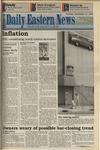 Daily Eastern News: September 13, 1994