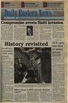 Daily Eastern News: September 19, 1994