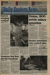 Daily Eastern News: September 21, 1994 by Eastern Illinois University