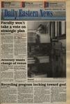 Daily Eastern News: September 28, 1994