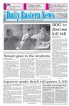 Daily Eastern News: January 19, 1995