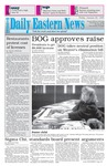 Daily Eastern News: January 20, 1995 by Eastern Illinois University