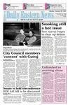 Daily Eastern News: January 30, 1995
