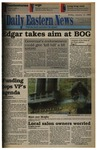 Daily Eastern News: January 13, 1995
