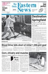Daily Eastern News: October 02, 1995 by Eastern Illinois University