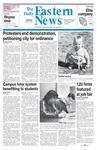 Daily Eastern News: October 03, 1995 by Eastern Illinois University