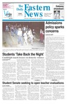 Daily Eastern News: October 06, 1995 by Eastern Illinois University