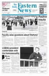 Daily Eastern News: October 09, 1995 by Eastern Illinois University
