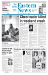 Daily Eastern News: October 16, 1995