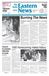 Daily Eastern News: October 25, 1995