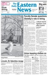 Daily Eastern News: April 10, 1996 by Eastern Illinois University