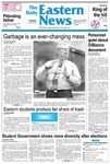 Daily Eastern News: April 23, 1996 by Eastern Illinois University