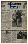 Daily Eastern News: April 29, 1996 by Eastern Illinois University