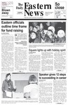 Daily Eastern News: December 03, 1996 by Eastern Illinois University